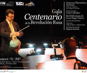 Con repertorio ruso la Filarmónica continúa Ciclo Sinfónico Soviético